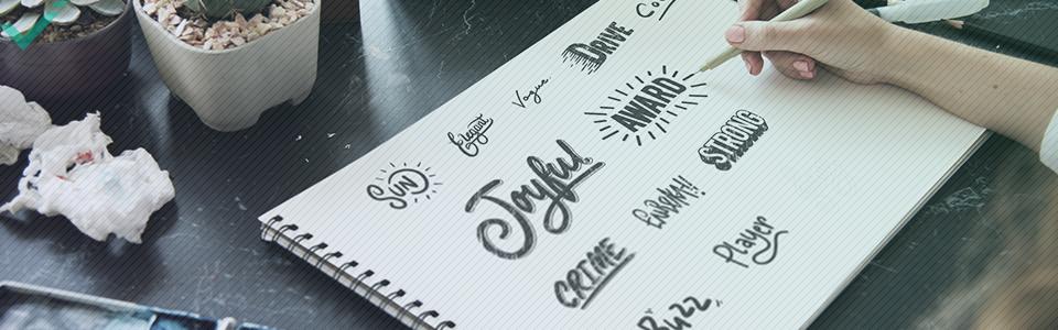 Come creare le vostre immagini per social media: tipografia