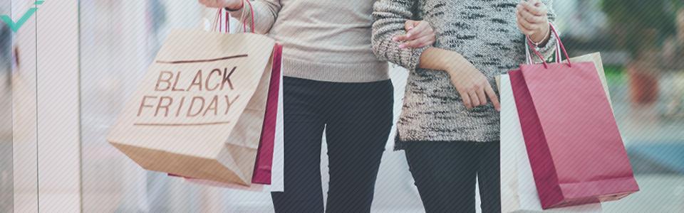 Die 8 wichtigsten Shopping-Feiertage der Welt - Black Friday