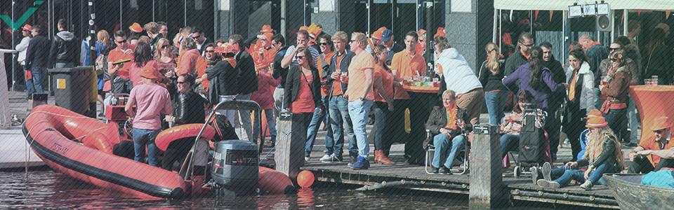Die Holländer werden die Botschaft verstehen. Bieten Sie es zusätzlich mit einem Rabatt an, und Sie haben sie vielleicht für immer als Kunden gewonnen!