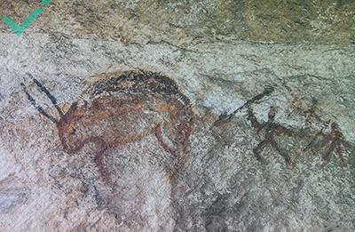 Höhlenmalereien deuten auf den Ursprung der Sprache hin
