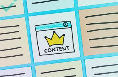 Content is King: Die Bedeutung von Online-Inhalten