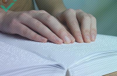 Die faszinierende Geschichte der Brailleschrift