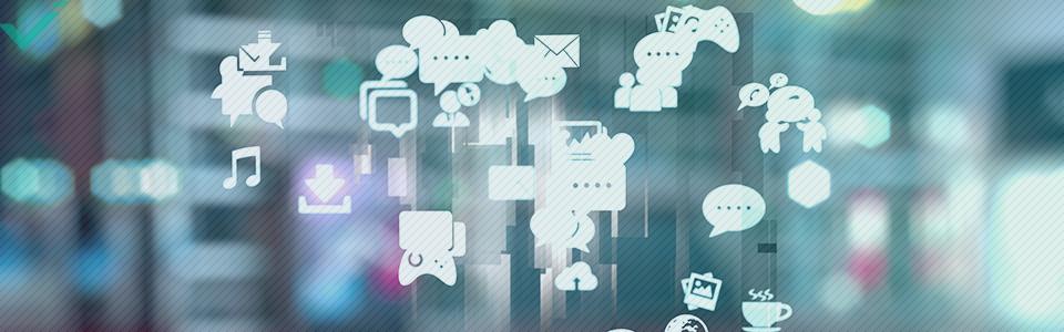 """Viele Unternehmen entscheiden sich für mehrere Social-Media-Nutzerkonten. Facebook wird jedoch fast immer als """"zentraler Ausgangspunkt"""" betrachtet."""