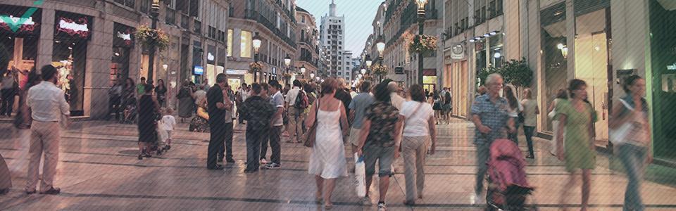Ogni anno in Spagna si spendono in media 513 euro pro capite per acquisti online.