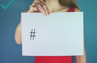 Hashtags für jeden Tag der Woche