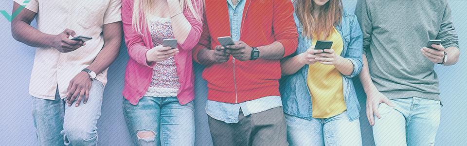 Persönliche Nachrichten helfen Unternehmen, mit ihren Kunden in Kontakt zu bleiben.